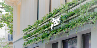 ASICS STOREFRONT - PARIS, FRANCE