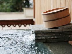 露天風呂付き 離れ客室(一例)