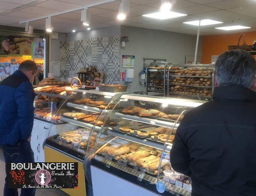 Installation d'un système d'alarme dans une boulangerie