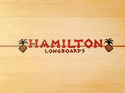 HAMILTON LONGBOARDS