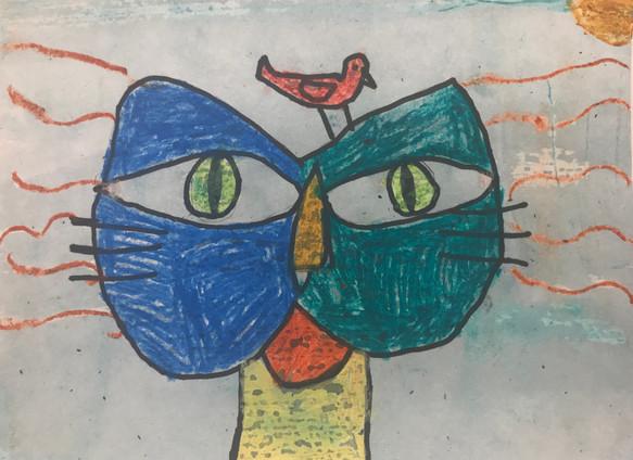 PAUL KLEE CAT 1