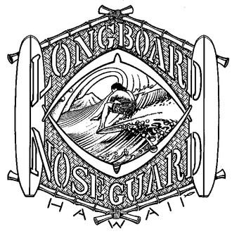 LONGBOARD NOSEGUARD