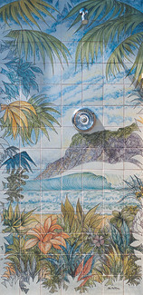 SHOWER TILE DESIGN