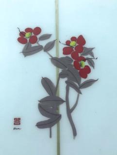 FLOWER BOARD DETAIL