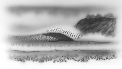 AIRBRUSH WAVE