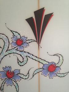 TRIDENT FLOWER