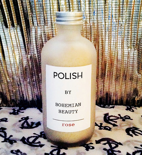 Bohemian Beauty Facial Polish