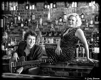 Jazz Duo, North East England