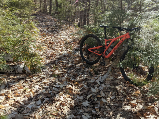 Maine trails are ready