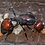 Thumbnail: Messor Barbarus mated queen RARE Bicoloured Queen with eggs/brood and workers (s