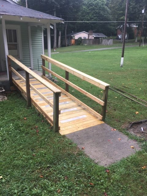 Custom Access Ramp