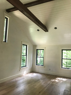 Master Suite Addition: Bedroom