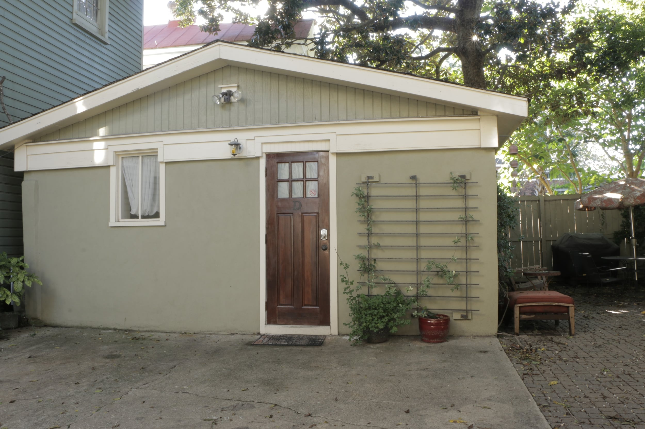 Carriage House Rental Property