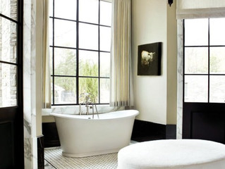 Top trends in Home Design: Swooning over Black Windows