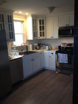 Greenleaf Kitchen after