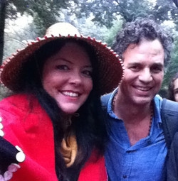Meeting the Hulk- Mark Ruffalo