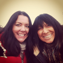 Meeting Buffy St. Marie