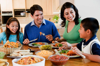 Fun Dinner-time (or Pillow-time) Questions to Ask Your Kids