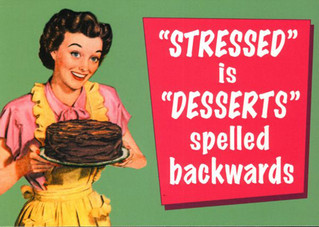 The Real Barrier to Healthy Eating Is... STRESS!