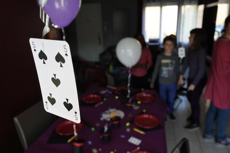 animation anniversaire Lyon magicien