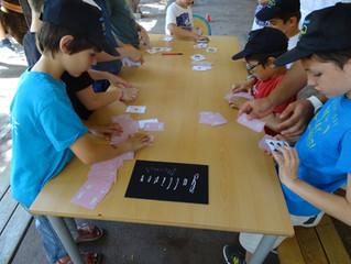 Atelier de magie à la Maison de l'Enfance de Monplaisir-Lumière
