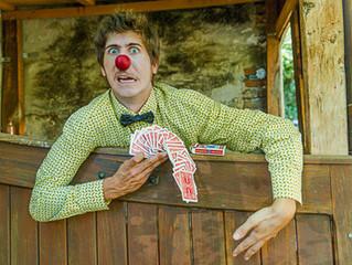 Stage de magie et de clown - 17 & 18 novembre à l'école de cirque de Lyon