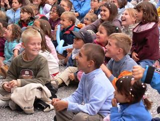 Magicien pour les enfants à Lyon