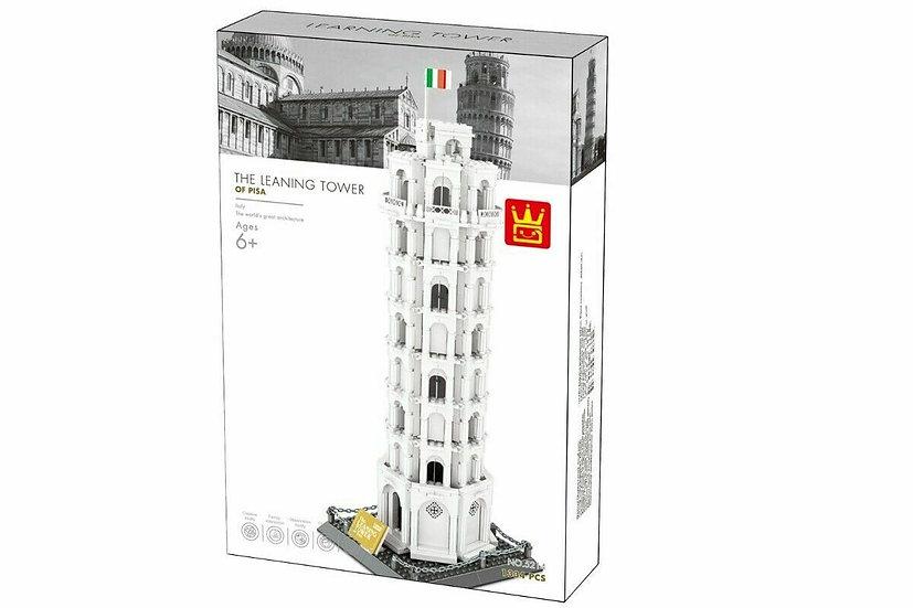 Wange 5214 Der schiefe Turm von Pisa Bausteine 1392