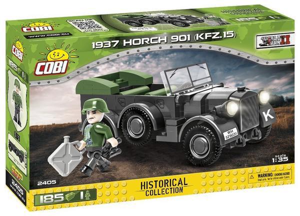 Cobi 2405 1937 Horch 901 Bausteine 185