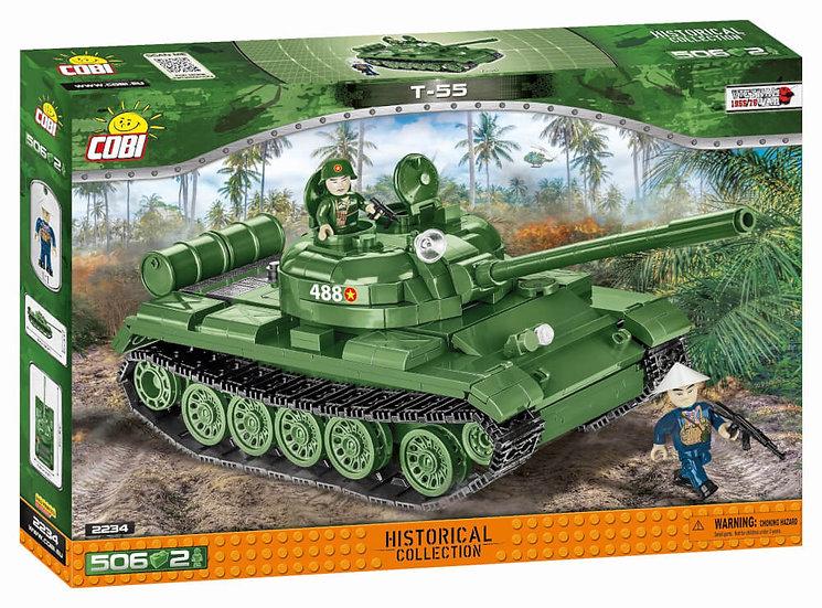 Cobi 2234 Medium Tank T55 Teileanzahl 506