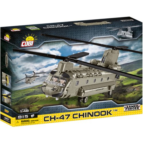 Cobi 5807 CH-47 Chinook Bausteine 815