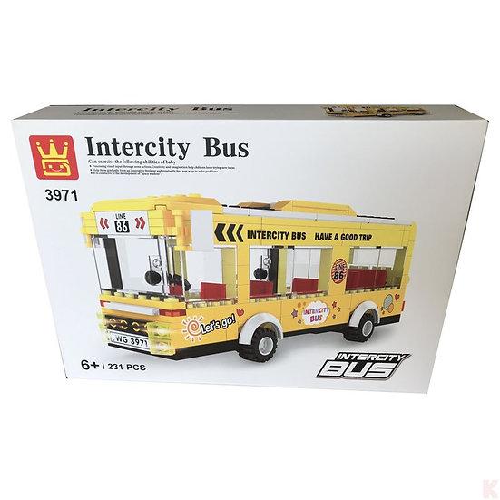 Wange 3971 Intercity Bus 231 Bausteine