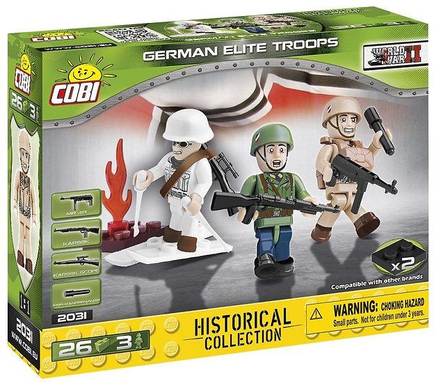Cobi 2031 German Elite Troops 26 Bausteine