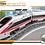Thumbnail: Kazi KY98229 Personen-Schnellzug mit Waggons und Schienenkreis 647 Bausteine