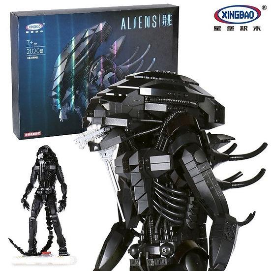 Xingbao 04001 Alien mit 2020 Bausteine