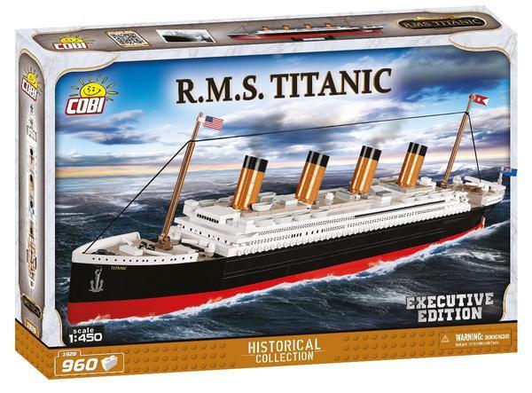 Cobi 1928 Titanic Executive Edition Bausteine 960