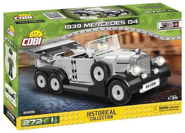 Cobi 2409 Mercedes G4 mit 272 Bausteine