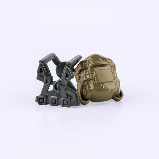 Kl 0854 Sturmgepäck für Minifiguren