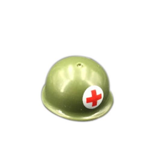 Kl 0935 Helm rotes Kreuz 5 Stück im Beutel