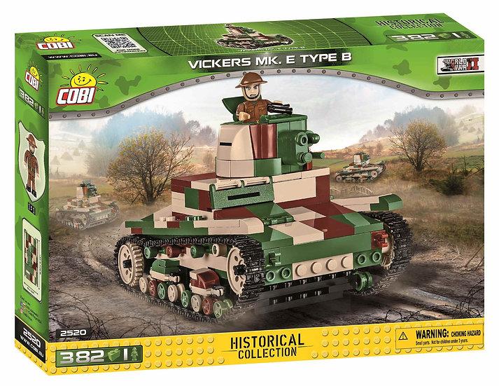 Cobi 2520 Vickers MK. E Type B