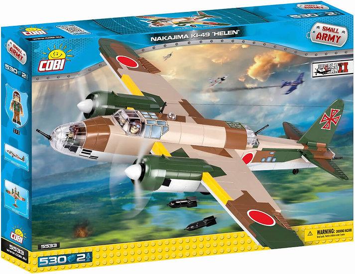 Cobi 5533 Nakajima Ki-49 Helen Bausteine 530
