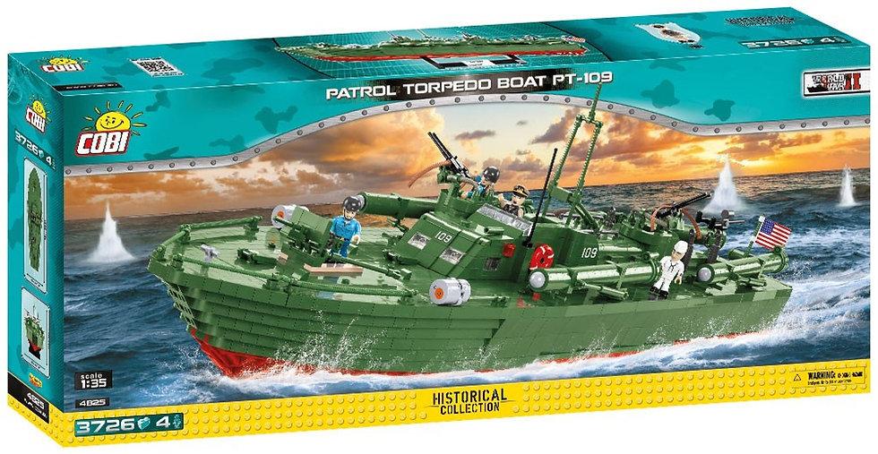 Cobi 4825 Patrol Torpedo Boat PT 109