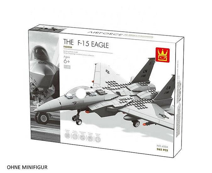 Wange 4004 F-15 Eagle Bausteine 262