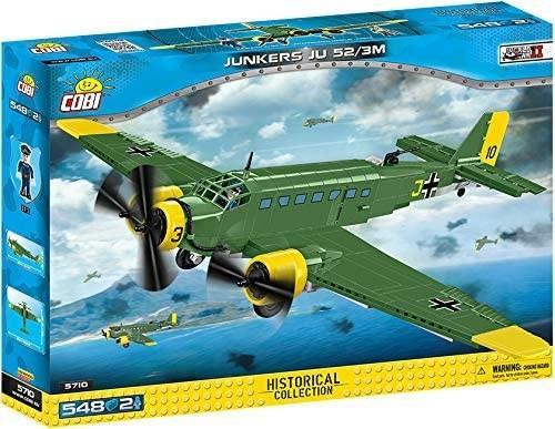 Cobi 5710 Junkers JU 52 Bausteine 500