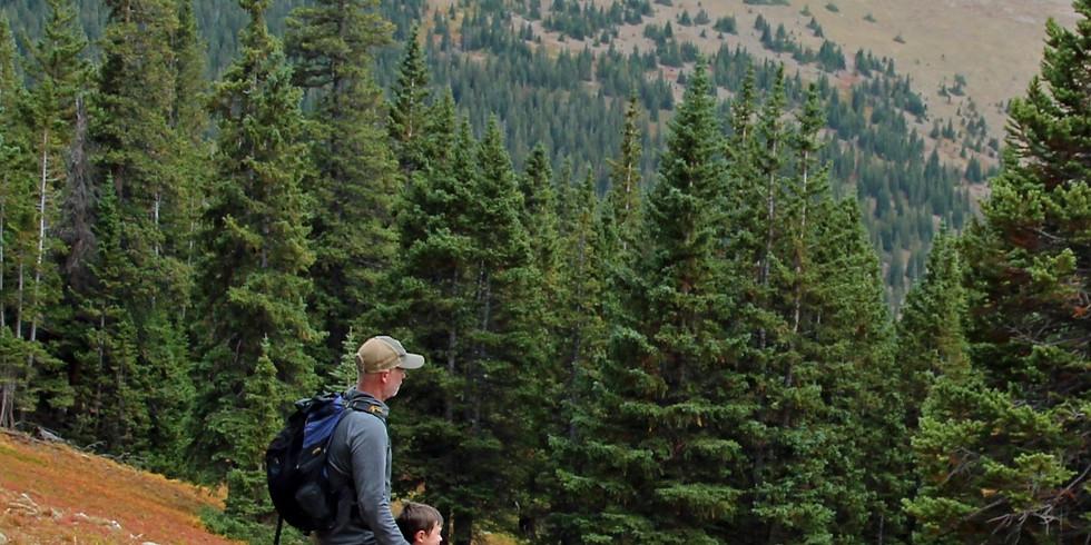 Dads Hike(with kiddos)