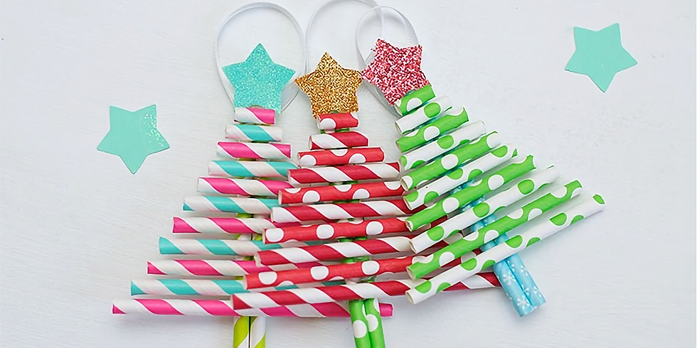 2015 Playgroup Christmas Tree Craft