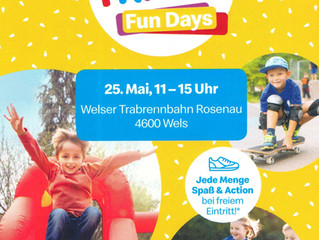 McDonald's Family Day - 25. Mai 2019, 11-15 Uhr