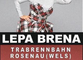 Lepa Brena am 10. Mai 2019 20:00 Uhr