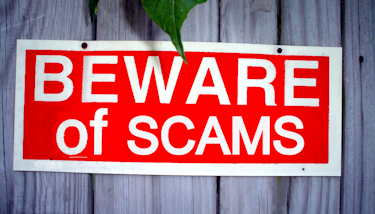 Beware of SCAMS - ATO & ASIC