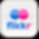 flickr link button